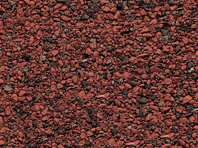 cottage red colored shingles