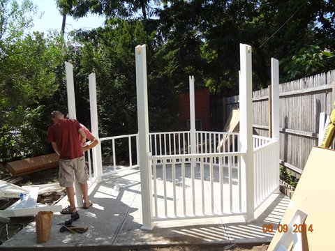 how to build a gazebo