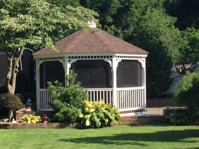 Gazebos Built in Georgia