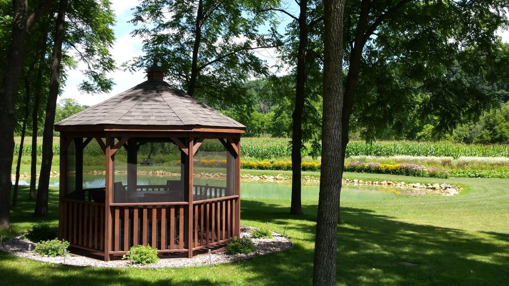 custom gazebos in north dakota