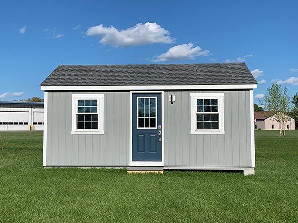 medium 12x20 amish built home