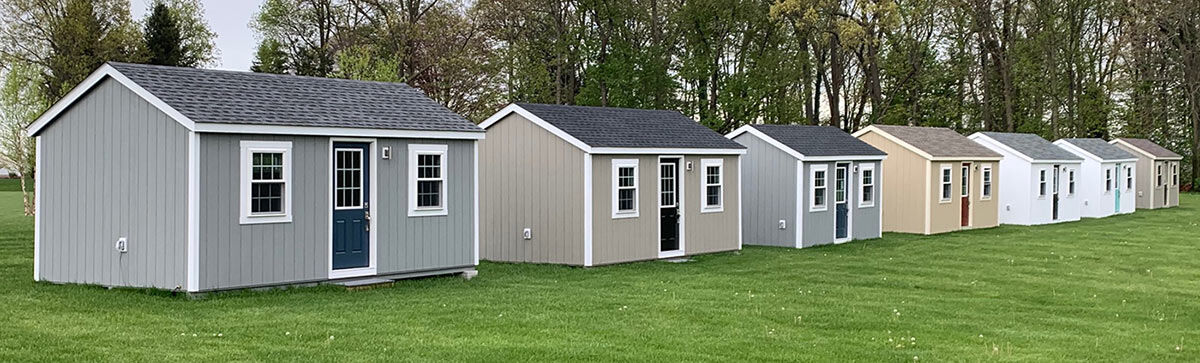 tiny houses and home offices