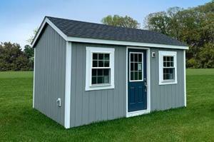 amish tiny house 10x16
